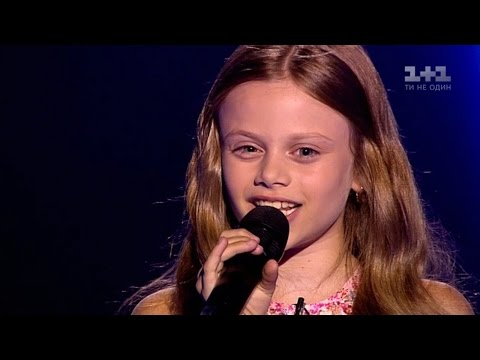 Eva Ash Papa, narisuy Blind Audition – Voice.Kids – season 3
