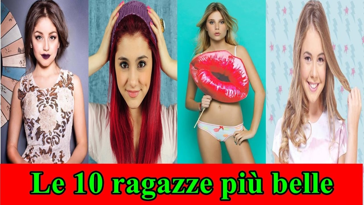 le 10 ragazze più belle di instagram