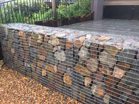 Gabion Cages Youtube