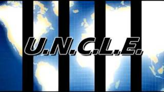The Man From U.N.C.L.E. Title Sequence (Fan Made)