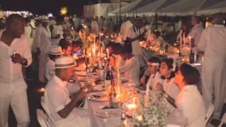 Dîner en Blanc - Haiti 2014, Vidéo Officielle