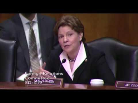 Senate Democrats Describe Palestinian Authority As Sponsor of Terror