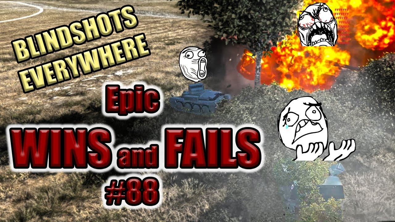 World of Tanks – Epic wins and fails [Episode 88]