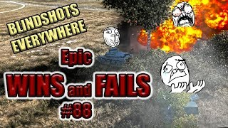World of Tanks - Epic wins and fails [Episode 88]