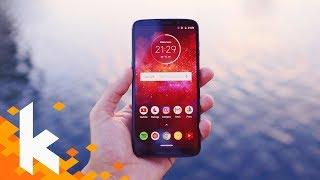 Das modulare Smartphone für alle? Moto Z3 Play (review)
