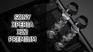 Обзор Sony Xperia XZ2 Premium