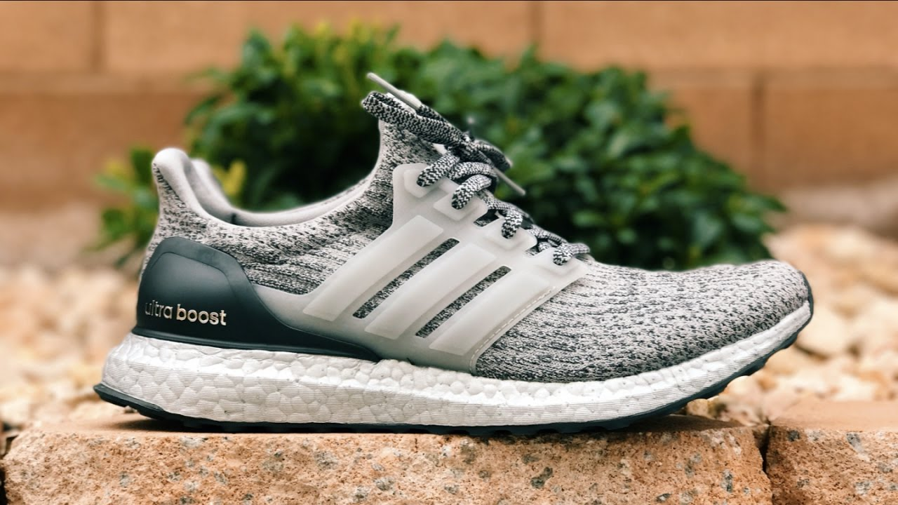 DS Adidas Ultra Boost 3.0 Silver boost Limited Super Bowl Release