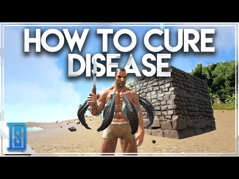 how to get rid of disease ark