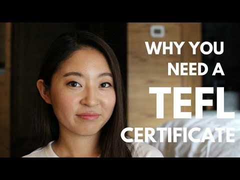 5 Reasons You Need a TEFL Certificate to Teach in Korea