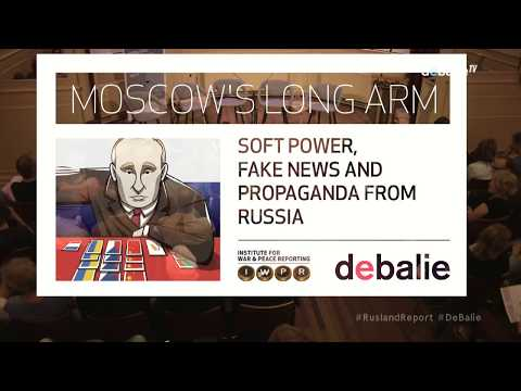 Moscow's long arm: Soft power, fake news and propaganda from Russia