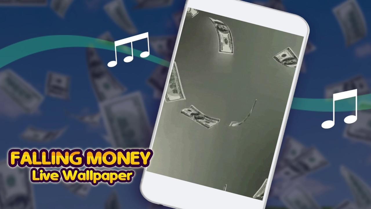 Download Falling Money Live Wallpaper APK latest version app by Live