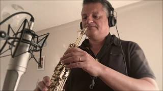 Just the 2 of us soprano sax cover (en confinement)