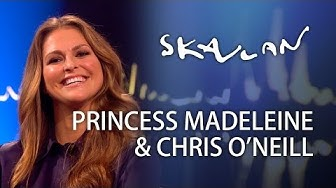 "Princess Madeleine & Chris O'Neill - ""I'm a terrible housewife"" | SVT/NRK/Skavlan"