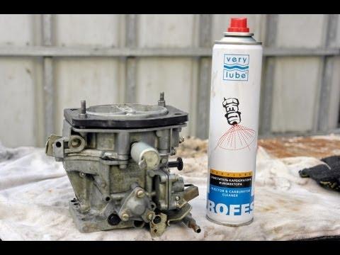 средство для очистки карбюратора лодочных моторов