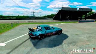 LFS-Drifting.LT Drift event #5 (2015-06-19)