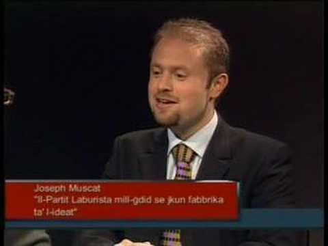 REPORTER - Dr Joseph Muscat - 11 June 2008