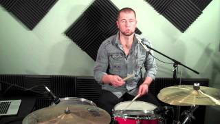 How To Drum - Blues Drumming - Drumming Lessons