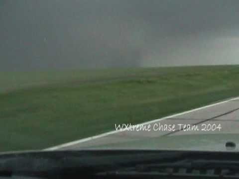 May 22, 2004 The Hallam Tornado