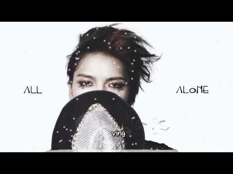 (Instrumental) Kim Jaejoong 김재중 - All Alone [eng + Rom + Hangul + Karaoke Sub]