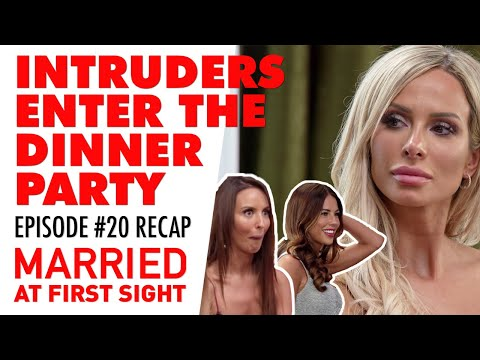 Episode 20 Recap: New Couples Crash The Dinner Party As Mishel And Steve Argue | MAFS 2020