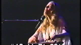Joni Mitchell A Case Of You 1974 04 22