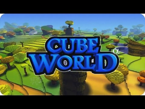 how to host cube world server