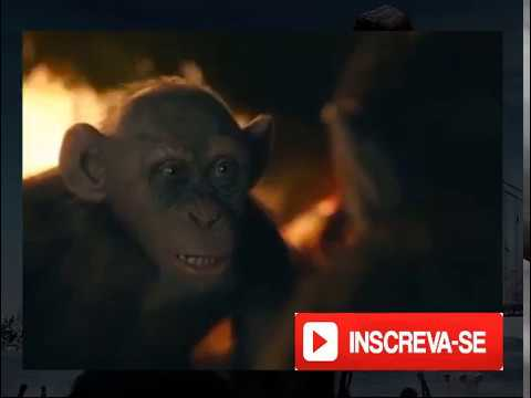 Planeta dos Macacos Filho Cagado