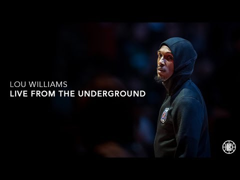 Lou Williams: Live from the Underground   LAC Featured
