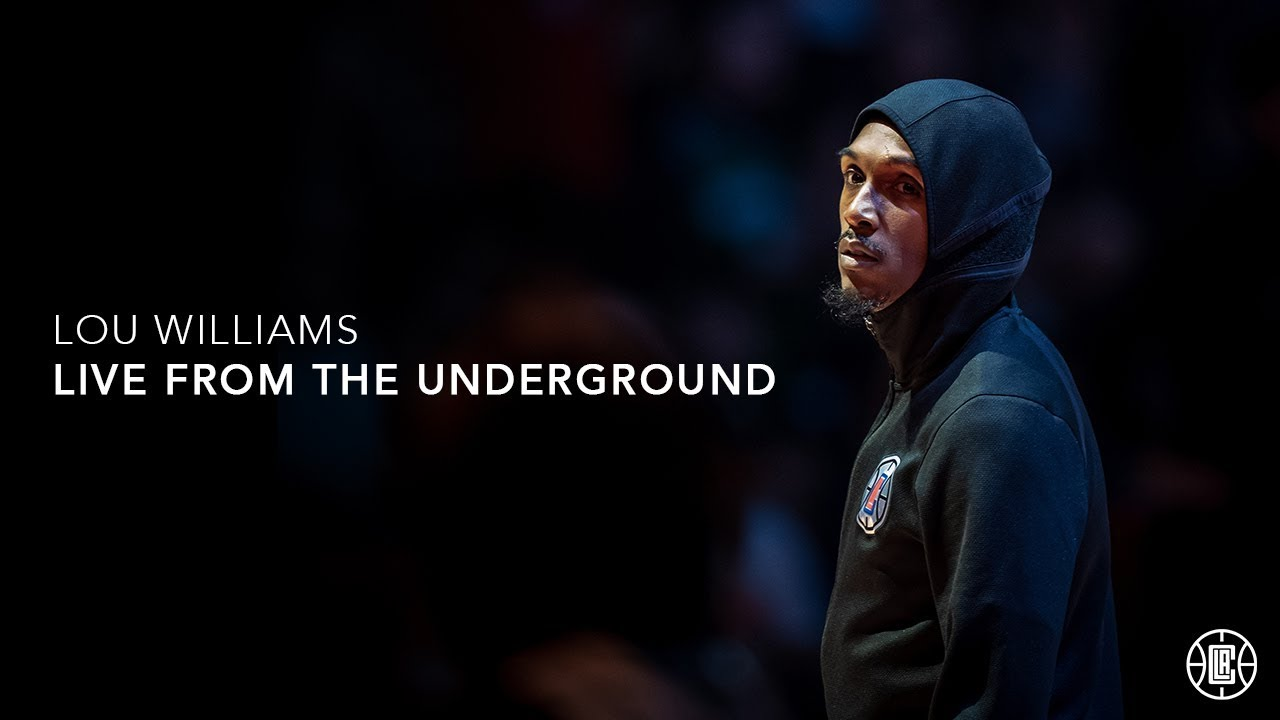 Lou Williams: Live from the Underground | LAC Featured