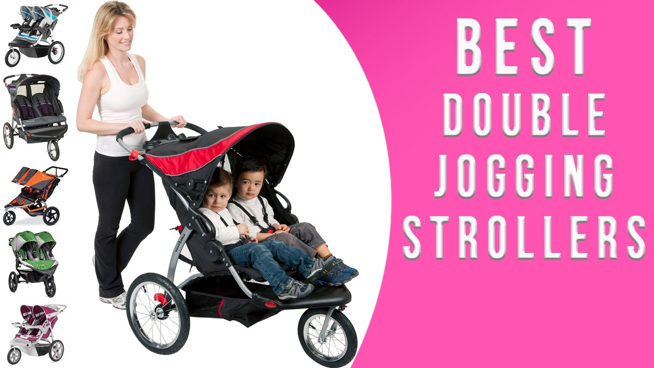 Best Double Jogging Stroller – TOP 5 Double Jogger Strollers - YouTube
