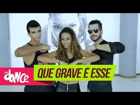 Mc Delano - Que Grave É Esse - FitDance - 4k   Coreografia   Choreography