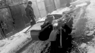 Мрачный гараж - Мотоцикл(, 2017-03-29T13:01:56.000Z)
