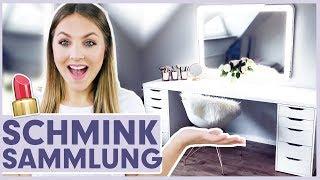 MEINE SCHMINKSAMMLUNG 2019 💄💥  Schicki Micki