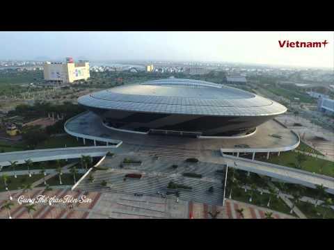 Cảnh đẹp Đà Nẵng qua góc nhìn trên cao