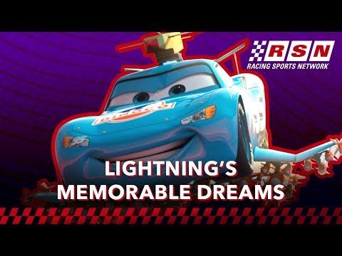 Lightning McQueen's Memorable Dreams| Racing Sports Network by Disney•Pixar Cars| Disney