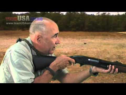 USA AMMO Shotgun Lvl1: Stance