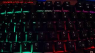 обзор Клавиатуры Qumo Dragon War UNIСORN K01