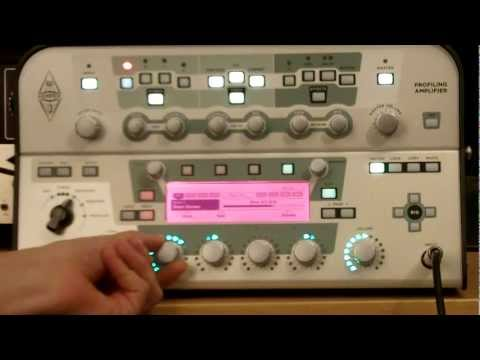 Kemper Profiling Amp - Effects Tutorial