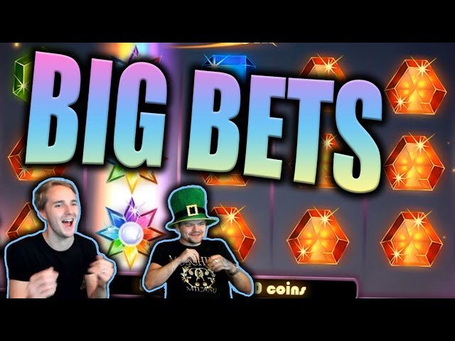 High Roll Big Bets on Starburst