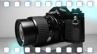 """Canon Av-1 """"Beste Reise Analog Kamera"""" - Analog Kamera Review 🎞 Flanell, Kameras & Film"""