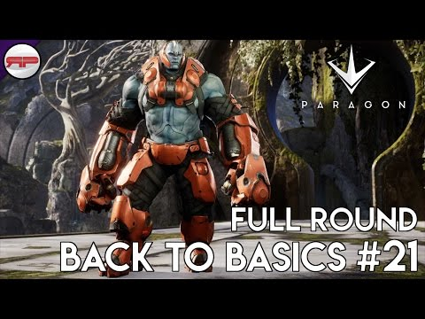 Steel Full Round - Back to Basics 21 | Paragon