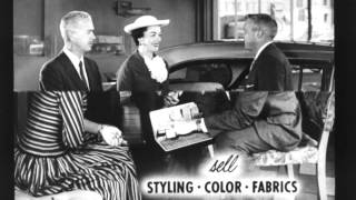 Mid Century Cadillacs Forum: 1956 Cadillac Instructional Video, A new look at selling