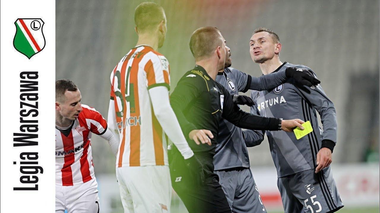 Kulisy meczu Cracovia – Legia