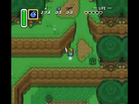 3 Legend of Zelda A Link To The Past Book of mudora.mp4