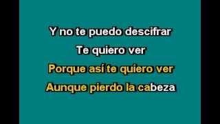 Pambo - Asi Te Quiero Karaoke