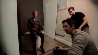 Paul Weller - Saturns Pattern Photoshoot (Behind The Scenes)