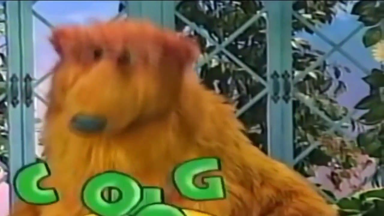 bear in the big blue house magic in the kitchen youtube