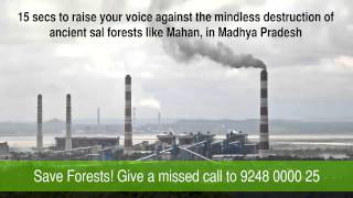 Do you have 15 seconds to save forests?