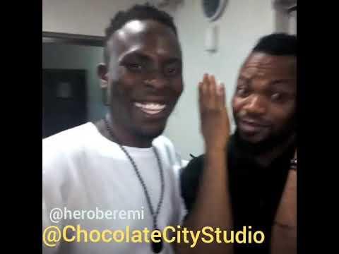 Chocolate City boss MI abaga endorse Niger Delta fast rising artist @HeroBeremi