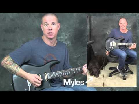 Learn Ratt Way Cool Jr guitar song lesson hard rock hair metal with chords lead solo riffs licks
